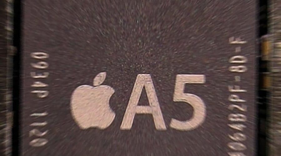 iPhone 4S: O privire în interior