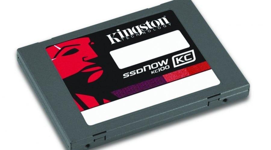 Kingston anunţă SSDNow KC100, primul SSD cu funcţii business