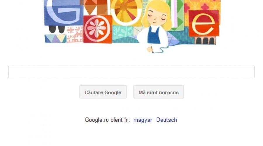 Google sărbătoreşte 100 de ani de la naşterea lui Mary Blair