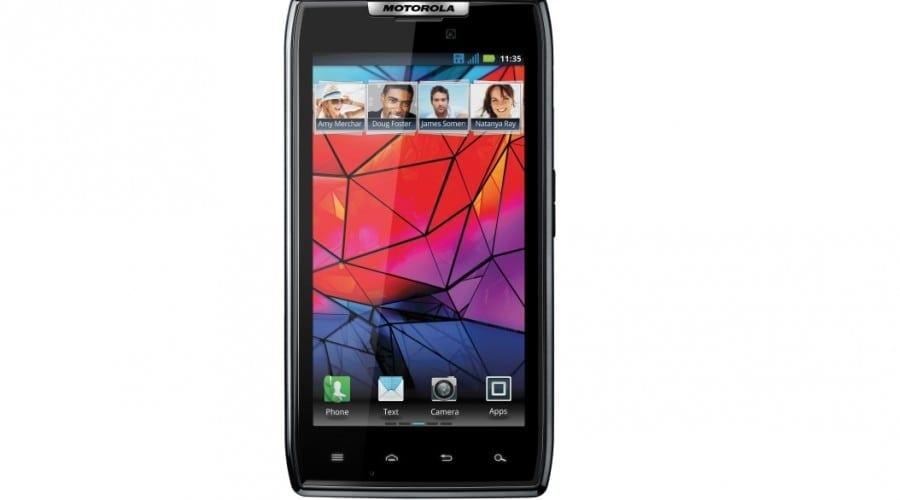 Motorola DROID RAZR: Cel mai subţire smartphone 4G din lume
