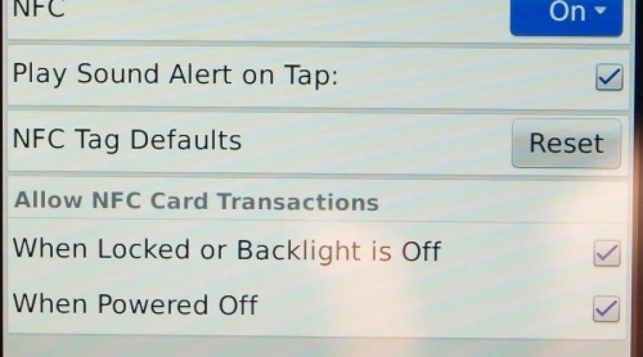 NFC trece la un nou nivel