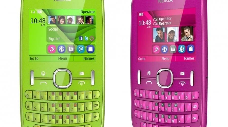 Nokia Asha 200 şi Nokia Asha 201: Tastatură QWERTY la 60 euro