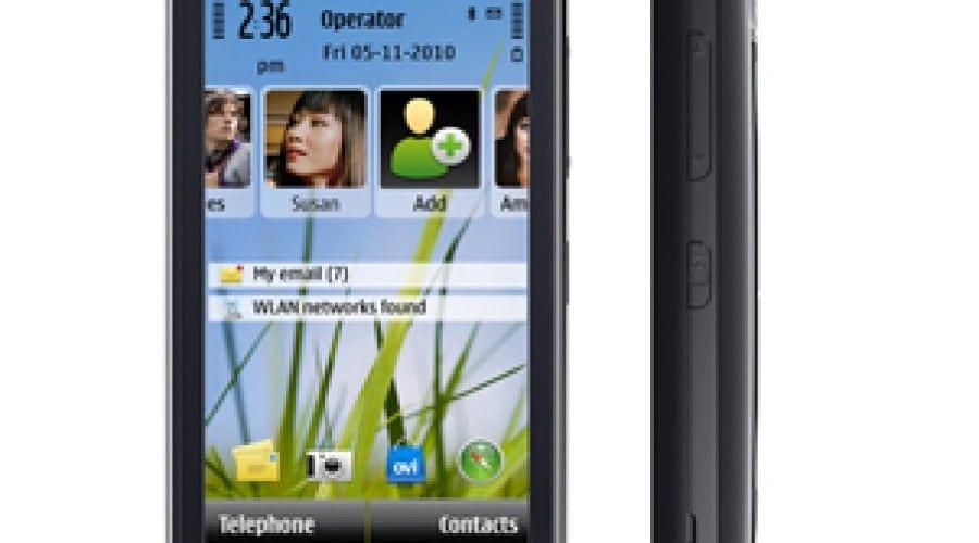 Nokia C5-06 şi C5-05: Smartphone-uri entry-level