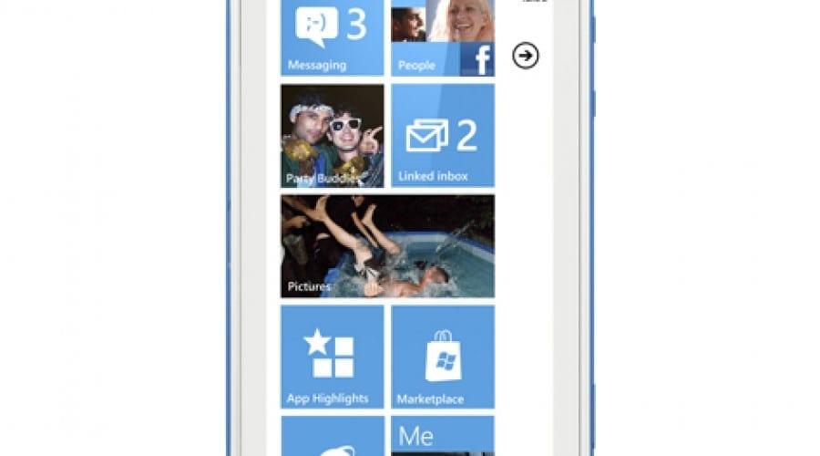 Nokia Lumia 710: Windows Phone şi procesor de 1.4 GHz