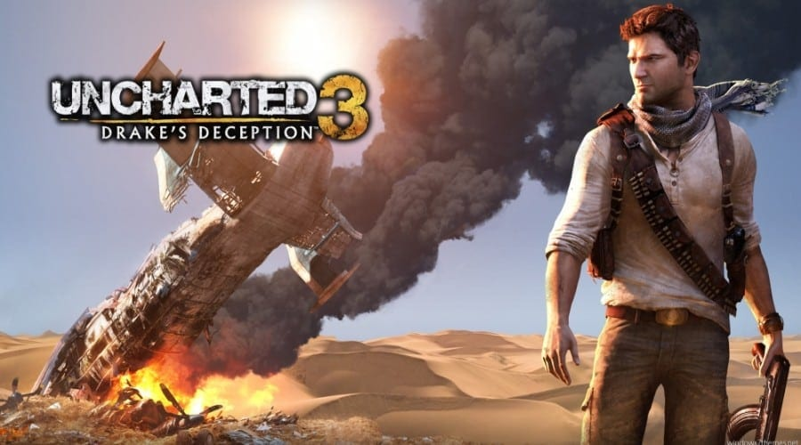 Uncharted 3 Drake's Deception soseste in Romania