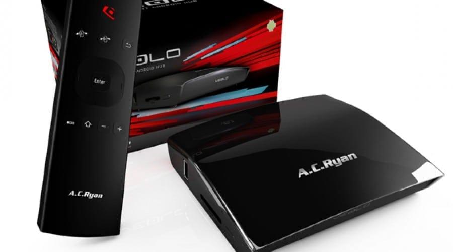 AC Ryan prezintă VEOLO: Conţinut Android pe televizorul tău