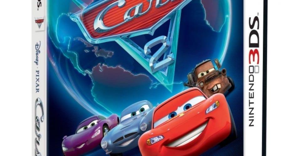 Cars 2 soseşte pe Nintendo 3DS