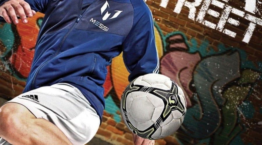 Fifa Street soseşte cu Messi pe copertă