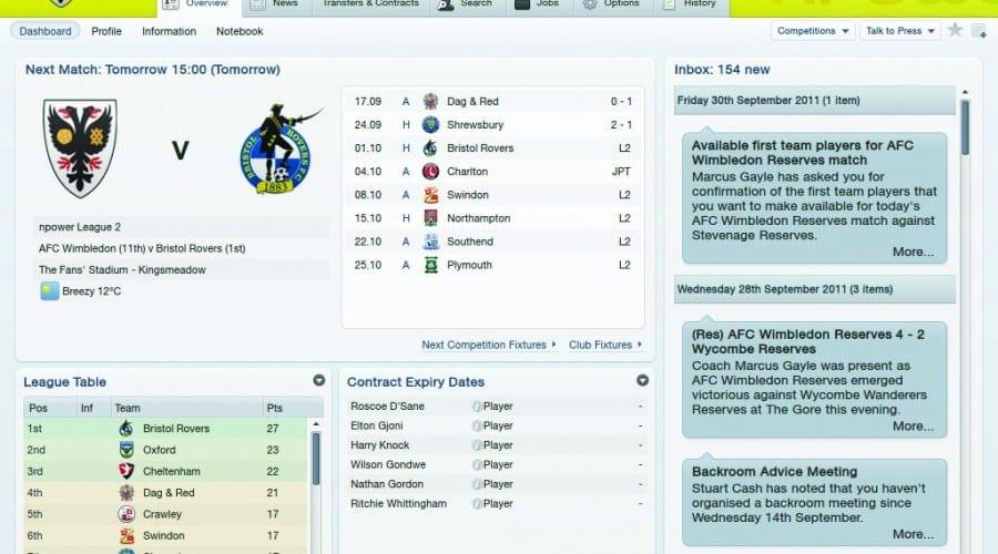 Football Manager 2012 sau moartea vieții sociale