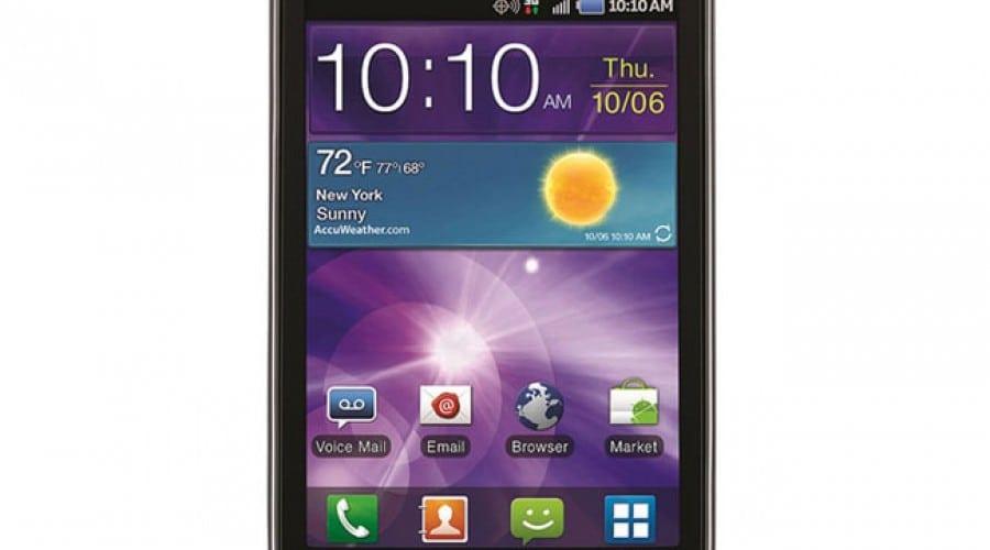 Samsung Illusion: Android accesibil