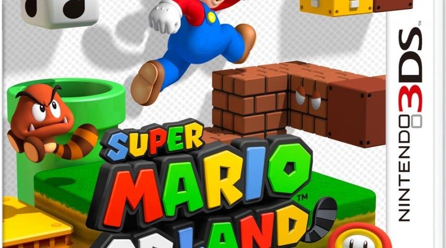 Super Mario 3D Land salvează prinţese pe Nintendo 3DS
