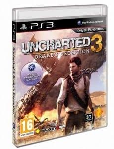 Uncharted 3 Drake's Deception înregistrează vânzări record