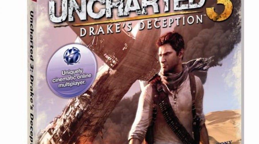 Uncharted 3 Drake's Deception, din 2 noiembrie, la pretul de 269 lei