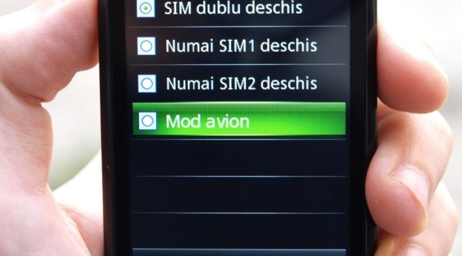 Allview F3 Sensy: Un Dual SIM cu design aparte