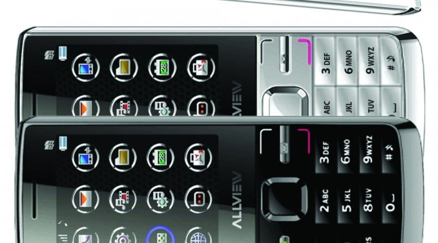 Allview S4 Steel – Dual SIM cu design metalic