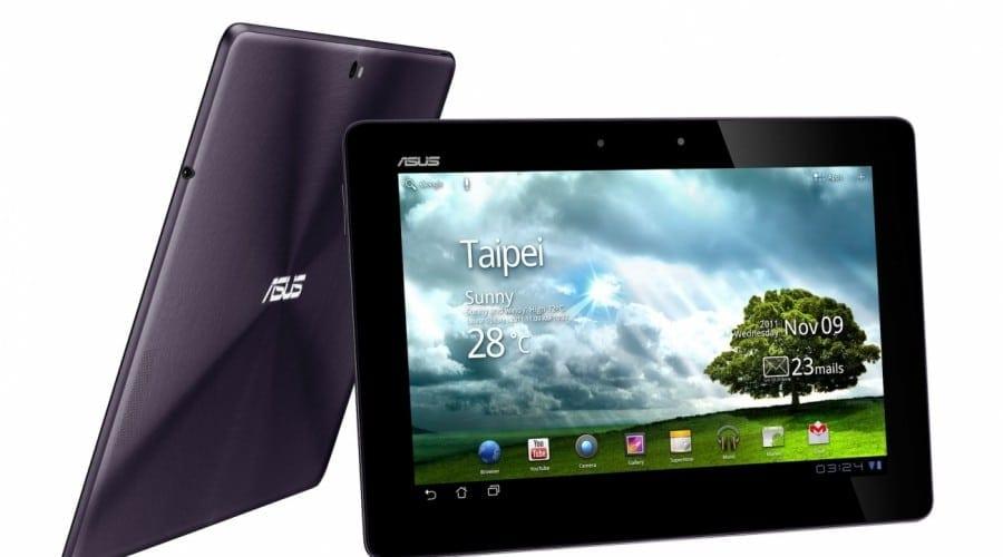 Asus Eee Pad Transformer Prime: Prima tabletă din lume cu procesor quad-core Tegra 3