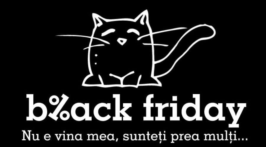 Black Friday: Vizitatorii au blocat site-urile multor retaileri