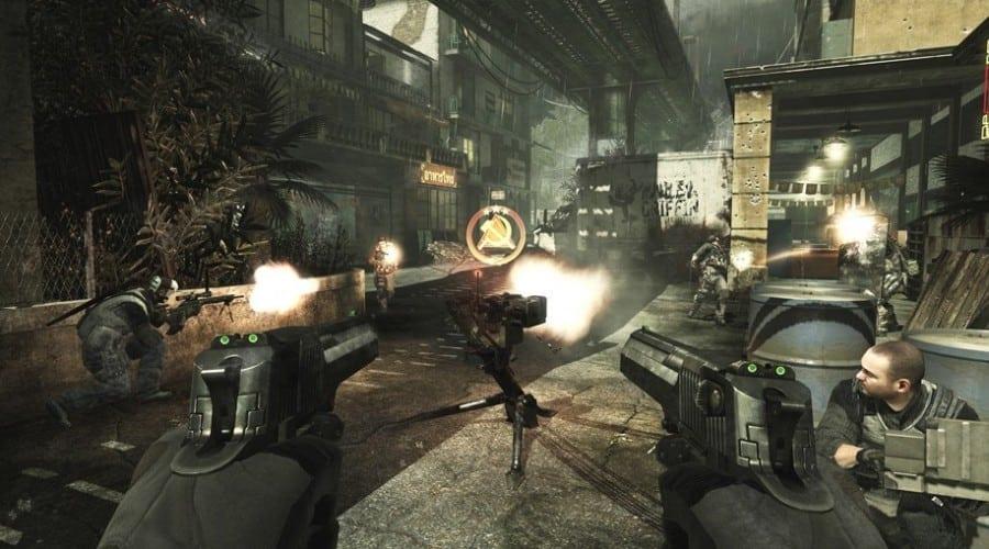Call of Duty Modern Warfare 3 e aici