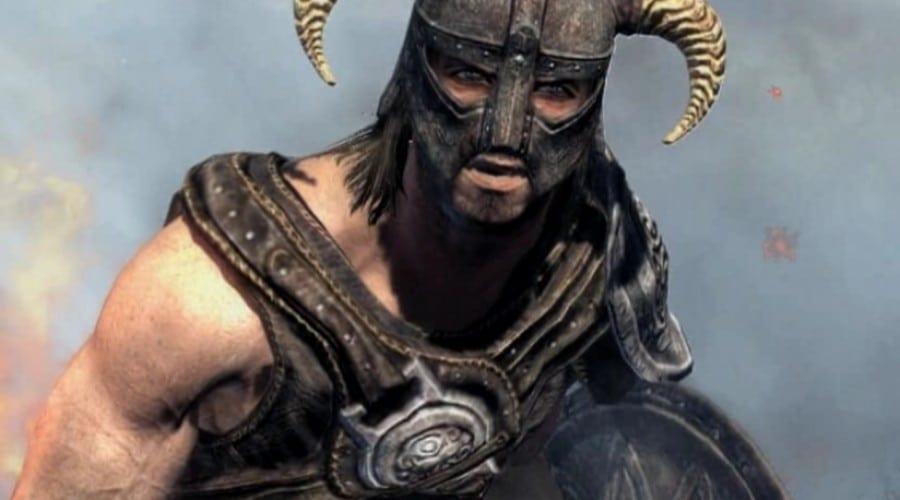 Elder Scrolls V Skyrim: Se întorc dragonii