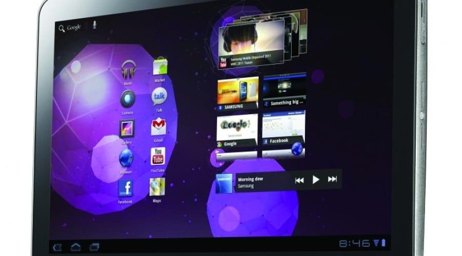 Samsung Galaxy Tab 10.1 în test practic