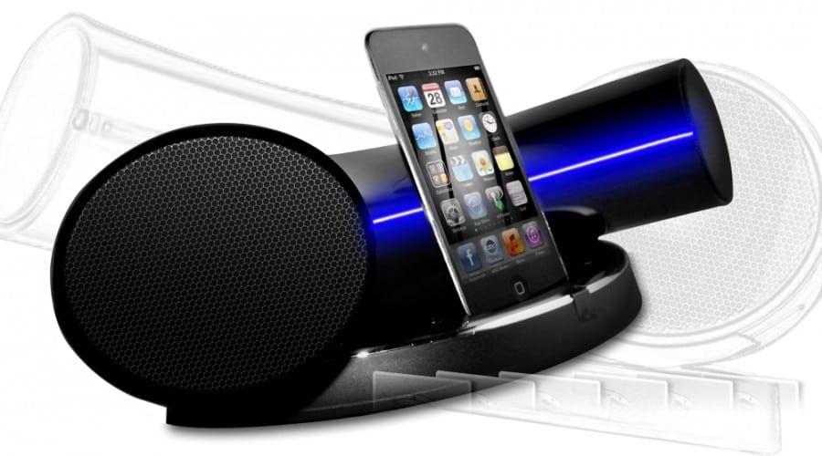 iKurv: Dock futurist pentru iPhone 4S