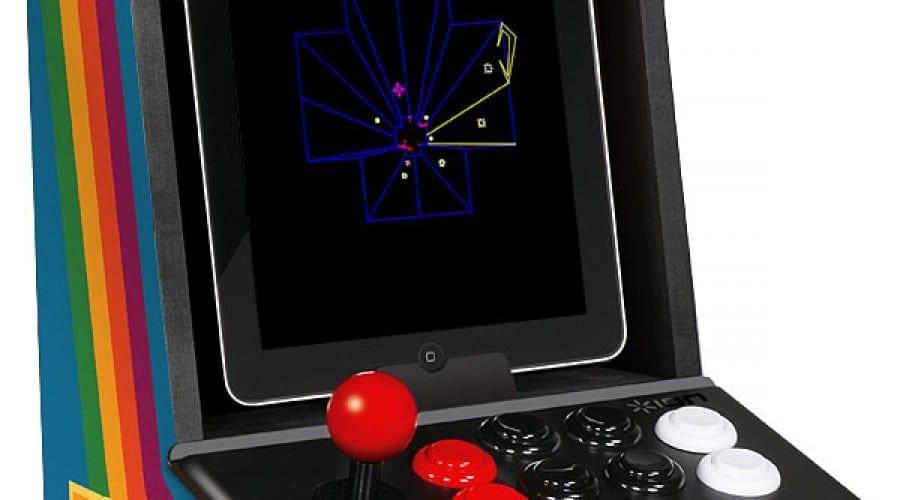 iPad reînvie nostalgia jocurilor arcade
