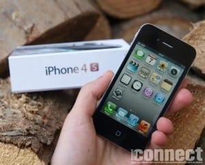 iPhone 4S ar putea fi interzis în Europa