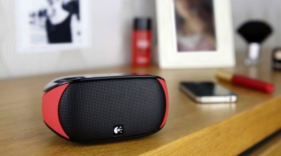Logitech Mini Boombox: Sistem audio Bluetooth
