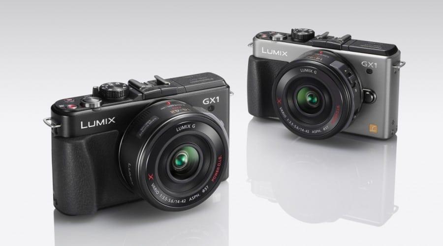 Lumix DMC-GX1, noul model din gama Lumix G oferită de Panasonic