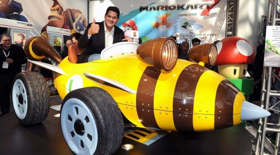 Nintendo dă startul distracţiei la LA Auto Show cu Mario Kart-uri funcţionale