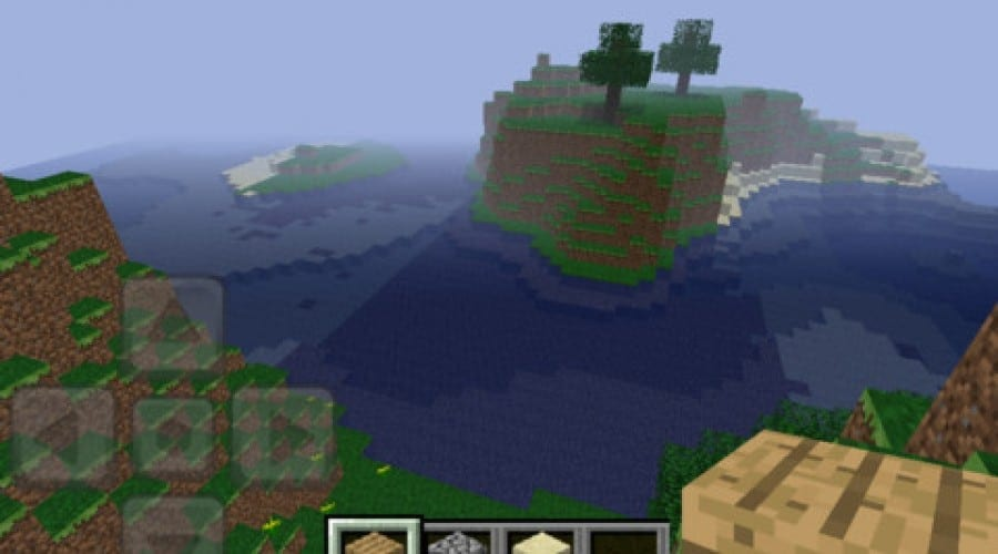 Minecraft e disponibil acum pe iPhone şi iPad