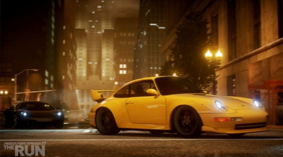 Need For Speed The Run e aici