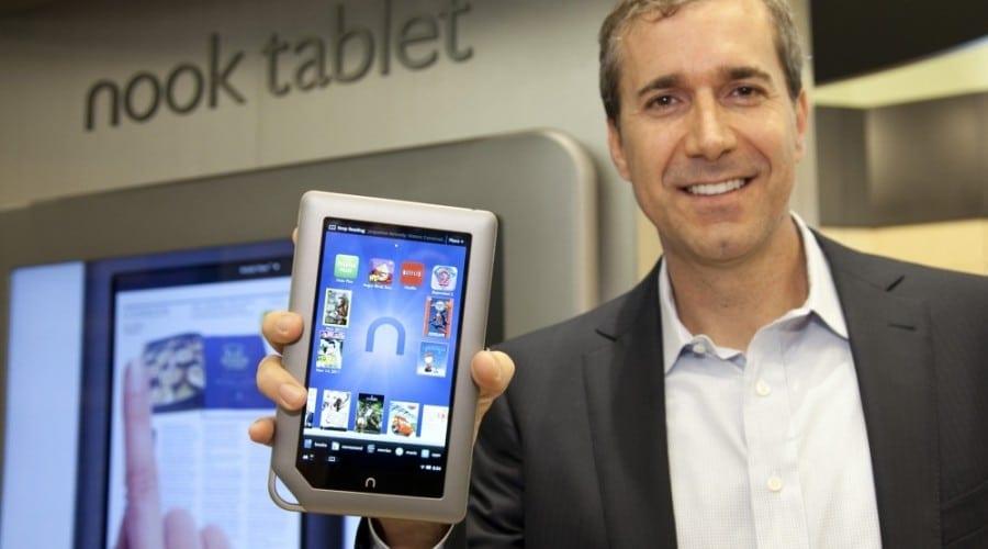 NOOK Tablet: Puternică şi accesibilă