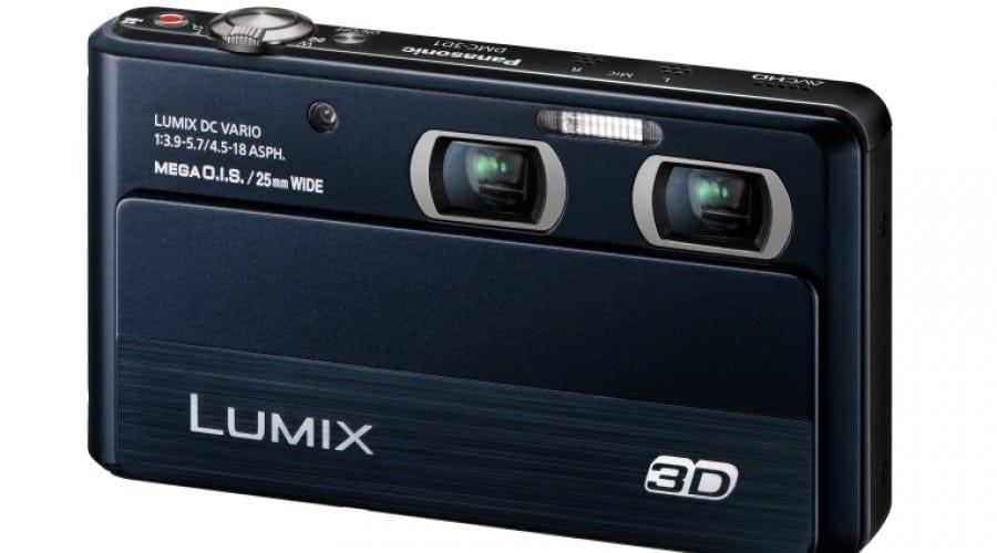 Panasonic prezintă modelul DMC-3D1, capabil de înregistrare video-foto 3D