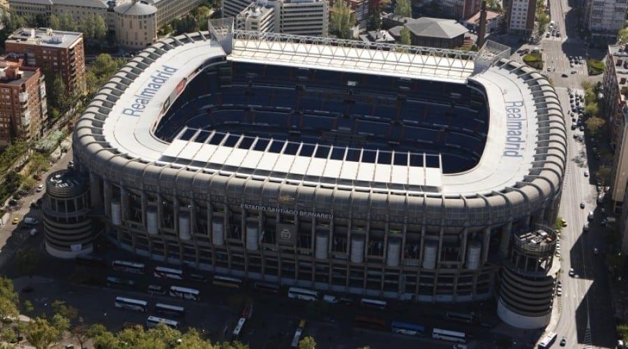Real Madrid CF şi Cisco modernizează stadionul Santiago Bernabeu