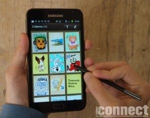 Samsung Galaxy Note 10.1 la Mobile World Congress?