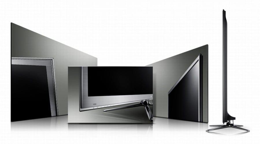 Samsung a lansat Smart TV-urile LED 60D8000 şi 64D8000
