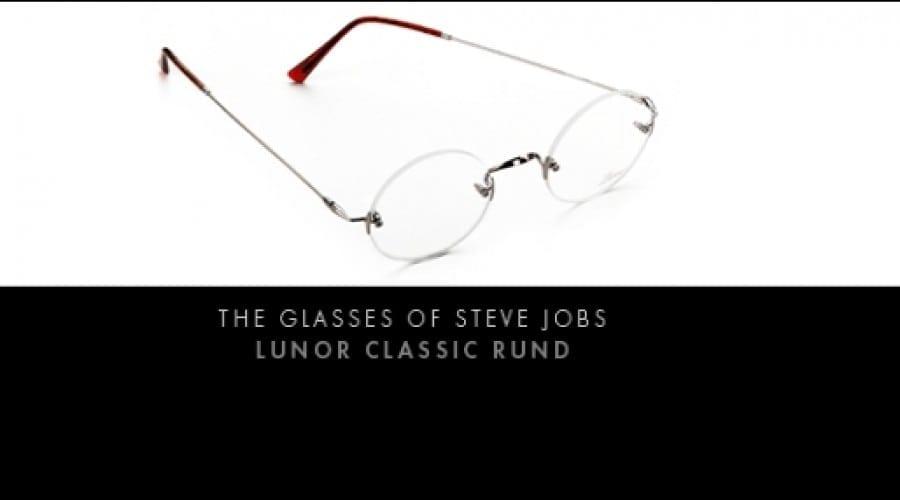 Un producător german comercializează ochelarii lui Steve Jobs
