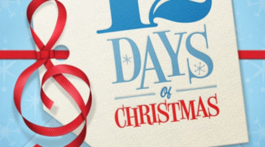 Apple a dat startul promoţiei 12 Days Of Christmas