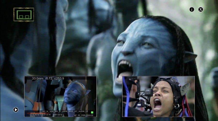 Avatar aşa cum nu l-ai mai văzut până acum: iTunes Extras Special Edition