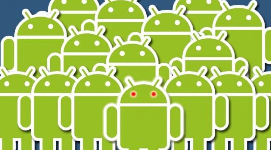 3,7 milioane de smartphone-uri cu Android activate de Craciun