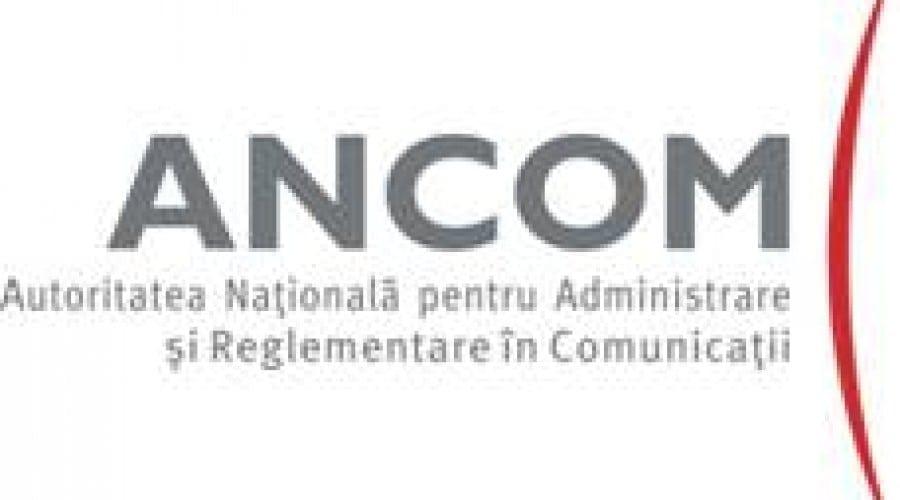 ANCOM va scoate la licitație frecvențele Orange, Vodafone și Cosmote până la finalul lui 2013