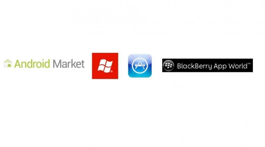 Magazinele de aplicaţii în 2011: O privire în ansamblu