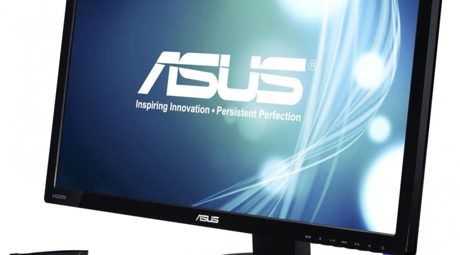 ASUS VG278H: Imagini 3D luminoase, compatibilitate Nvidia 3D Vision
