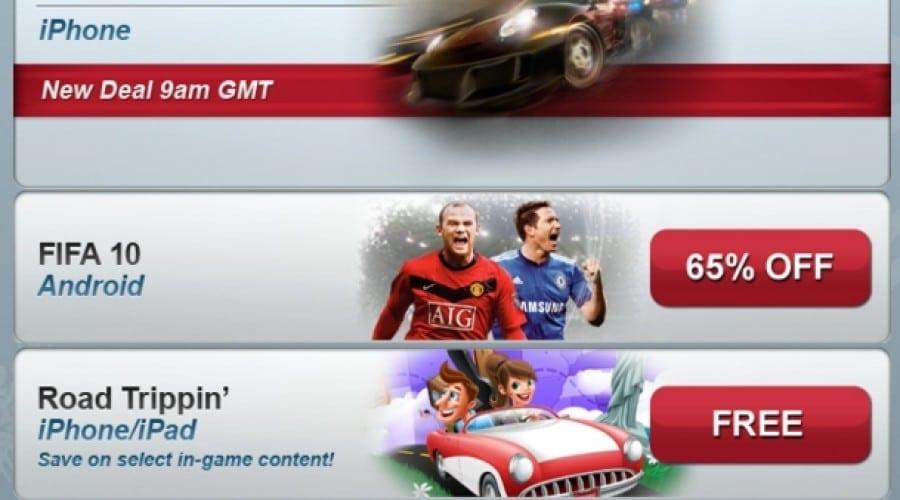 Electronic Arts anunţă oferte speciale şi jocuri gratuite pentru smartphone-uri