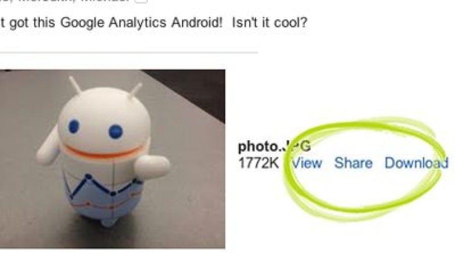 Google+, integrat cu Gmail şi Contacts