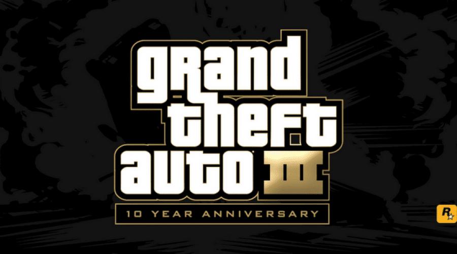 Grand Theft Auto 3 a fost lansat pe iOS şi Android