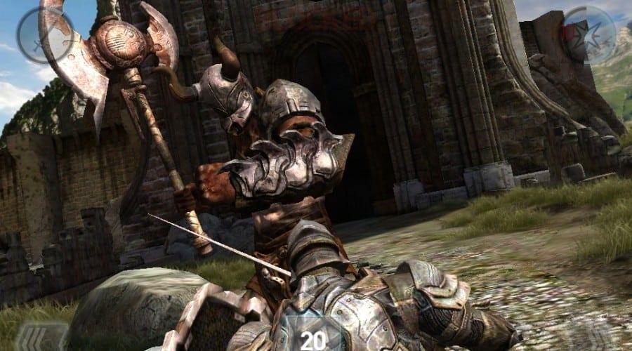Infinity Blade II review: Un nou rege al jocurilor iOS