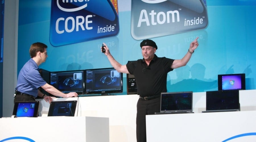 Sosesc procesoarele Intel Atom: Autonomie 10 ore, redare 1080p