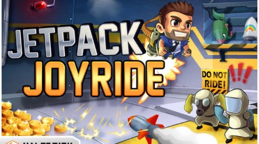 Jetpack Joyride: Descarcă gratuit unul dintre cele mai iubite jocuri pentru iOS
